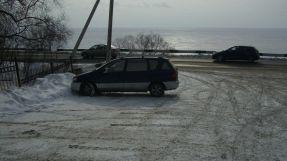 Toyota Ipsum 1996 отзыв владельца | Дата публикации: 02.12.2012