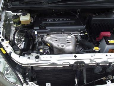 Toyota Ipsum, 2002