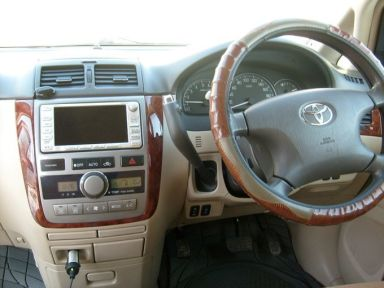 Toyota Ipsum 2002 отзыв автора | Дата публикации 04.03.2009.