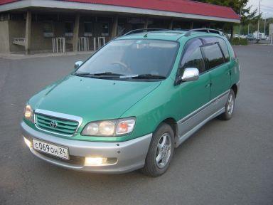 Toyota Ipsum 1998 отзыв автора | Дата публикации 22.02.2010.