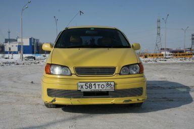 Toyota Ipsum 1998 отзыв автора | Дата публикации 24.03.2010.