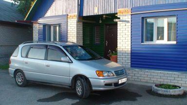 Toyota Ipsum 1998 отзыв автора | Дата публикации 14.06.2010.