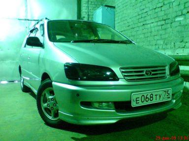 Toyota Ipsum 1997 отзыв автора | Дата публикации 01.11.2010.