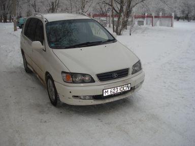 Toyota Ipsum 1997 отзыв автора | Дата публикации 26.12.2010.