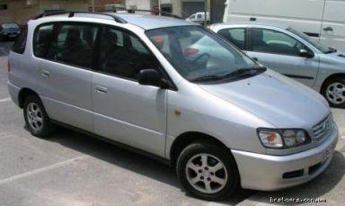 Toyota Ipsum 1998 отзыв автора | Дата публикации 18.01.2011.