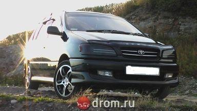 Toyota Ipsum 1998 отзыв автора | Дата публикации 04.02.2011.