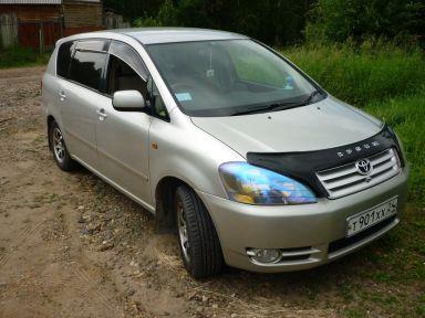 Toyota Ipsum 2002 отзыв автора | Дата публикации 08.07.2011.