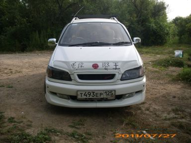 Toyota Ipsum 1998 отзыв автора | Дата публикации 06.08.2011.