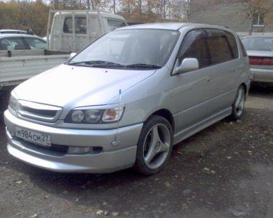 Toyota Ipsum 1997 отзыв автора | Дата публикации 06.01.2012.