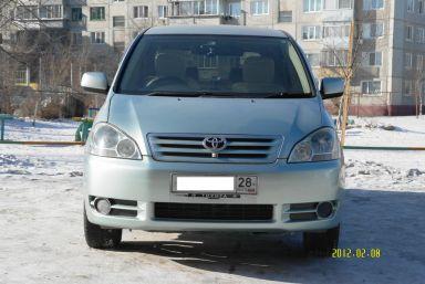 Toyota Ipsum, 0