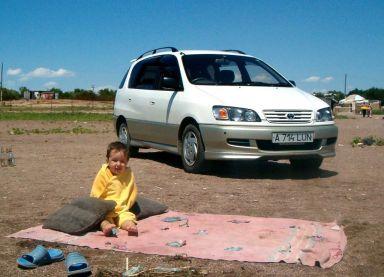 Toyota Ipsum 1997 отзыв автора | Дата публикации 05.10.2012.