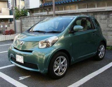 Toyota iQ 2009 отзыв автора | Дата публикации 19.10.2009.