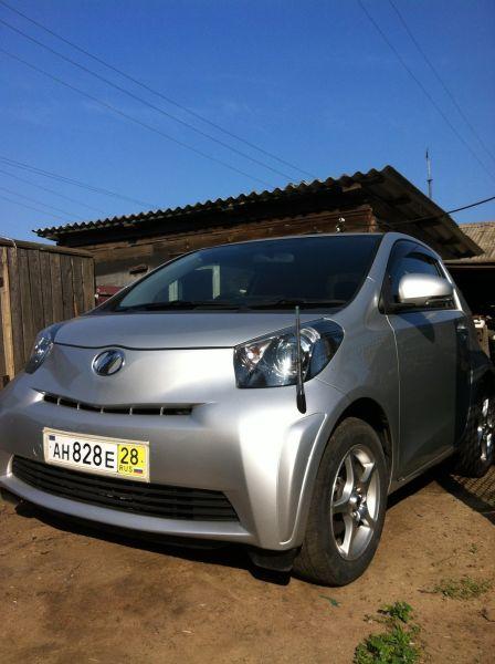 Toyota iQ 2009 - отзыв владельца