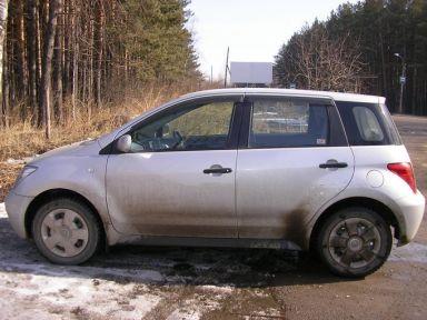 Toyota ist 2004 отзыв автора   Дата публикации 17.06.2008.