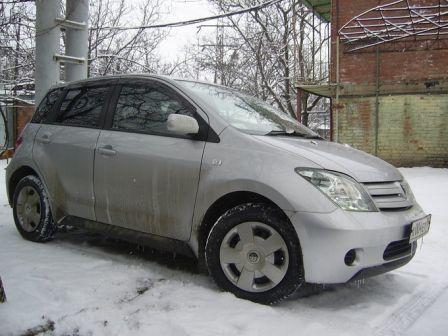 Toyota ist 2004 - отзыв владельца