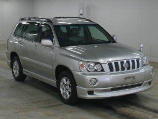 Toyota Kluger V, 2002