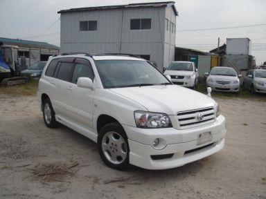 Toyota Kluger V 2005 отзыв автора | Дата публикации 16.07.2010.