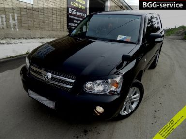 Toyota Kluger V 2005 отзыв автора | Дата публикации 28.08.2012.