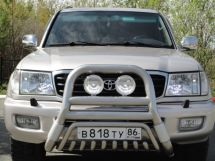 Toyota Land Cruiser, 2001