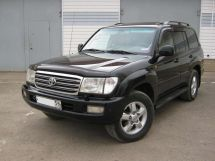 Toyota Land Cruiser, 2003