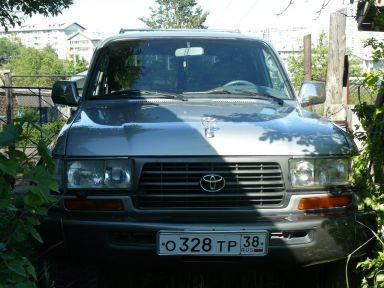 Toyota Land Cruiser 1994 отзыв автора | Дата публикации 18.08.2010.