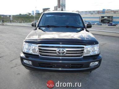 Toyota Land Cruiser 2006 отзыв автора | Дата публикации 01.12.2010.