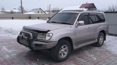 Toyota Land Cruiser, 1998