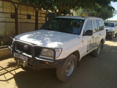 Toyota Land Cruiser, 0
