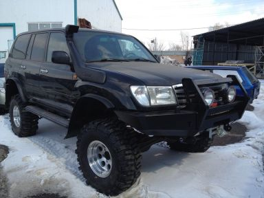 Toyota Land Cruiser, 2005