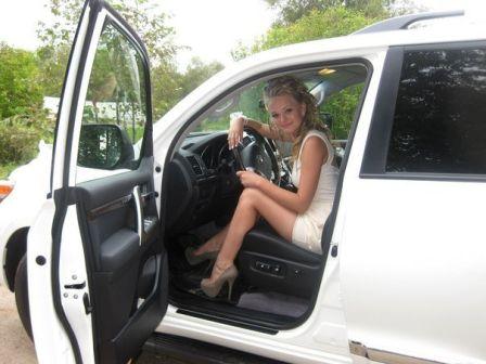 Toyota Land Cruiser 2012 - отзыв владельца