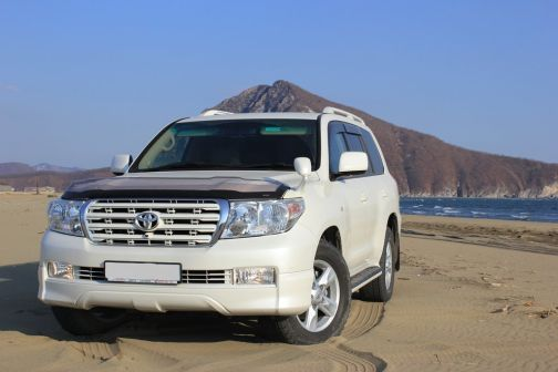 Toyota Land Cruiser 2007 - отзыв владельца