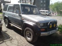 Toyota Land Cruiser Prado, 1991