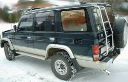 Toyota Land Cruiser Prado, 1995