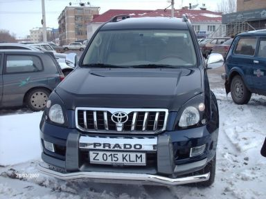 Toyota Land Cruiser Prado, 2007