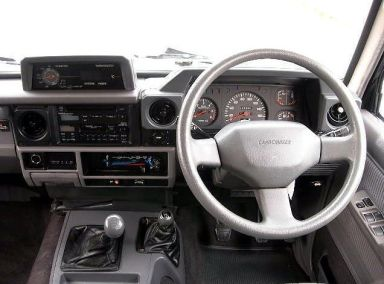 Toyota Land Cruiser Prado, 1994