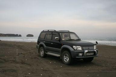 Toyota Land Cruiser Prado, 2002