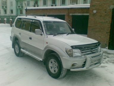 Toyota Land Cruiser Prado, 1998