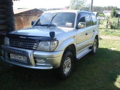 Land Cruiser Prado 1999 отзыв автора   Дата публикации 15.02.2010.
