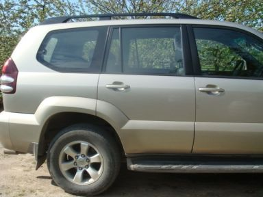 Toyota Land Cruiser Prado, 2004