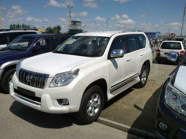 Toyota Land Cruiser Prado, 0