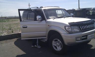 Land Cruiser Prado 1999 отзыв автора   Дата публикации 08.01.2012.