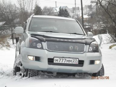 Toyota Land Cruiser Prado, 0