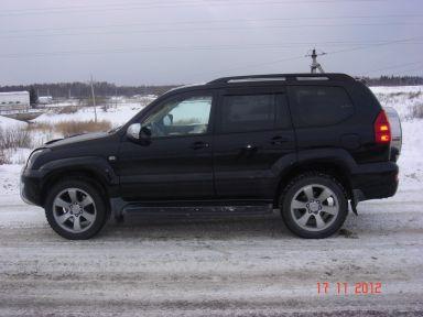 Toyota Land Cruiser Prado, 2004