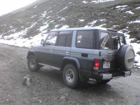 Toyota Land Cruiser Prado 1993 - отзыв владельца