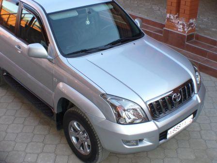 Toyota Land Cruiser Prado 2009 - отзыв владельца