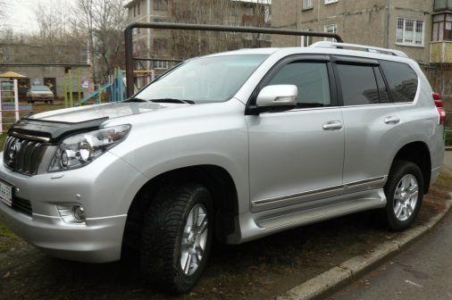 Toyota Land Cruiser Prado 2010 - отзыв владельца