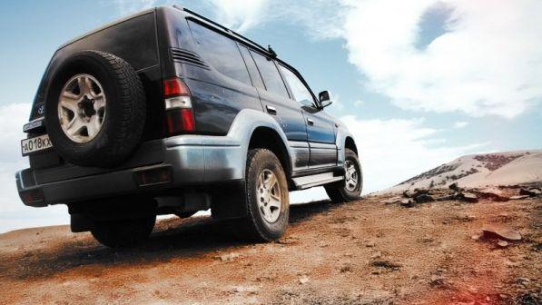 Toyota Land Cruiser Prado 1999 - отзыв владельца