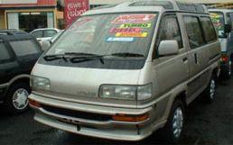 Toyota Lite Ace, 1991