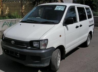 Toyota Lite Ace 1998 отзыв автора | Дата публикации 06.07.2009.