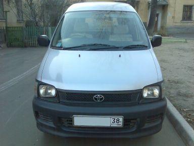 Toyota Lite Ace 1998 отзыв автора | Дата публикации 31.01.2010.
